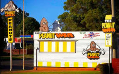 Kingaroy, home of the peanut!