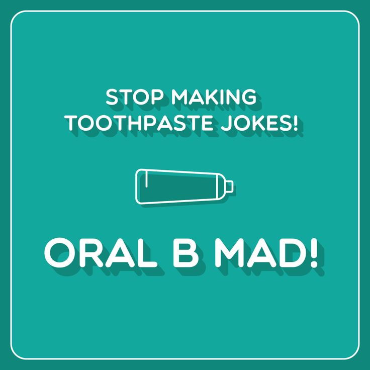 Oral B Mad